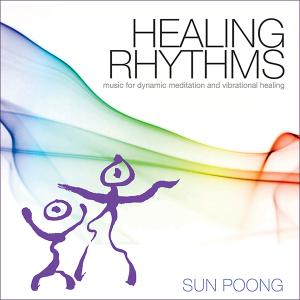 Healing Rhythms CD by Sun Poong
