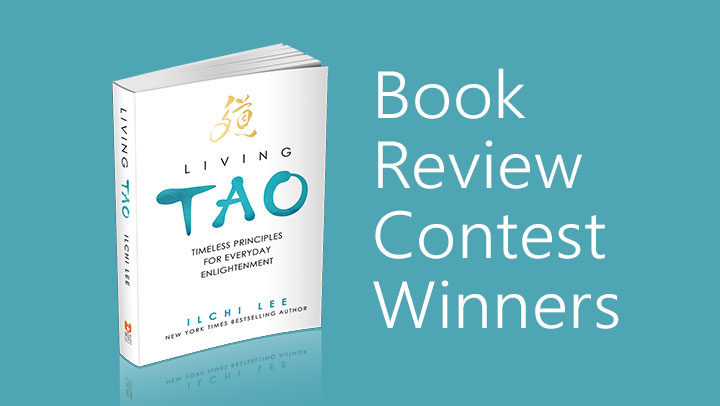 Book Review Contest Winners for Living Tao!