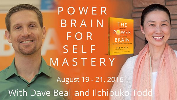 Power Brain for Self-Mastery Retreat