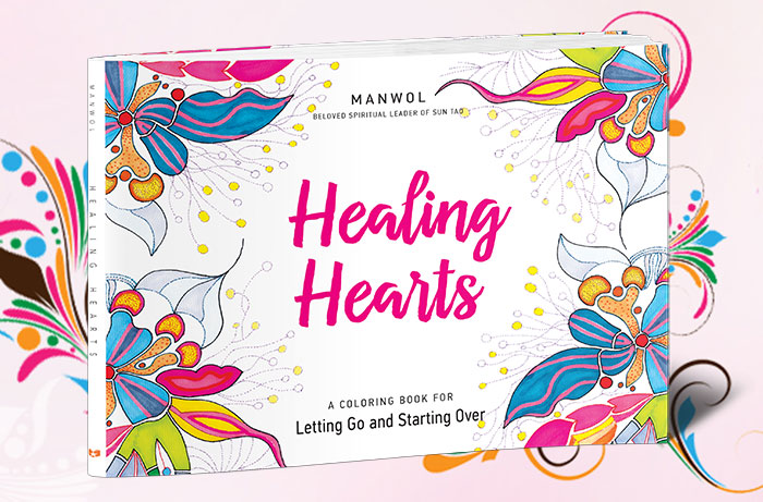 Healing Hearts Coloring Contest