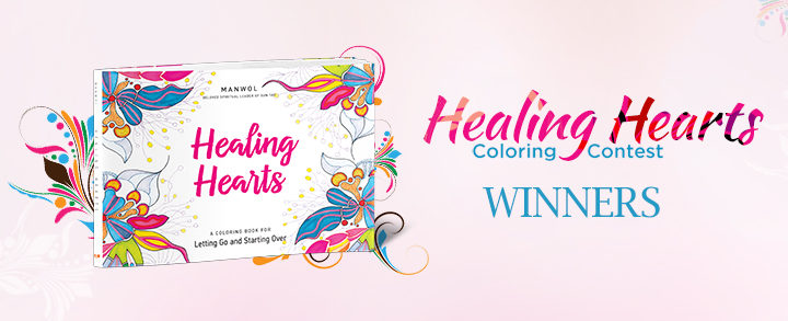 Healing Hearts Coloring Contest Winners