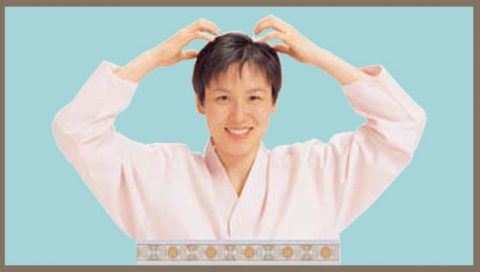 Effective Stress Management Exercise - Head Stimulation