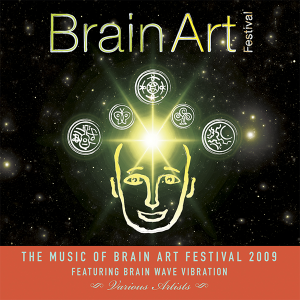Brain Art Festival 2009 featuring brain wave vibration