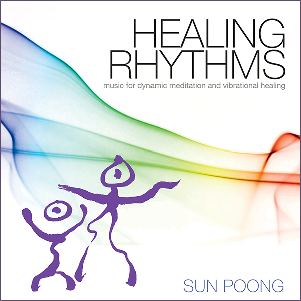 Healing Rhythms Audio by Sun Poong on Best Life Media
