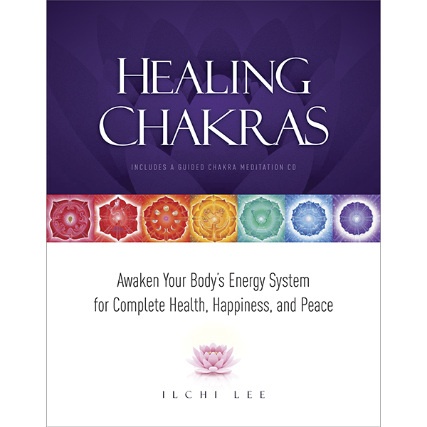 Healing Chakras book by Ilchi Lee