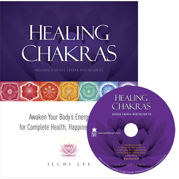 Healing Chakras (Second Edition) Book