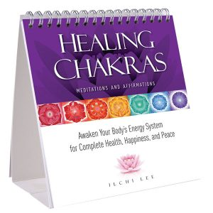 Healing Chakras Desktop Guide by Ilchi Lee on Best Life Media