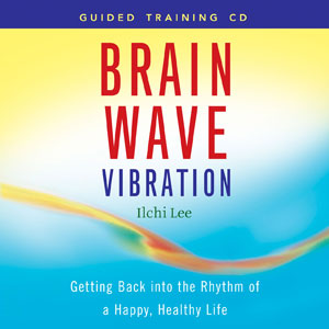 Guided training CD on Brain Wave Vibration by Ilchi Lee on sale