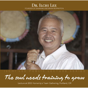 The Soul Needs Training to Grow Live Lecture CD on Best Life Media