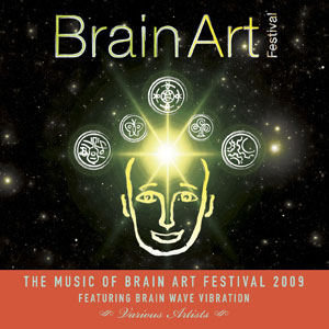 Brain Art Festival 2009 featuring brain wave vibration