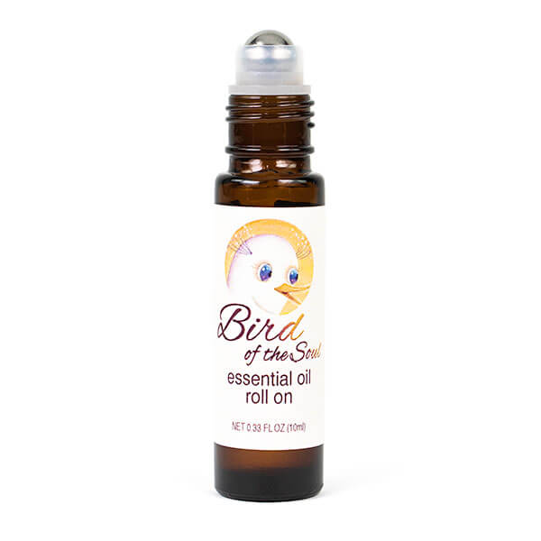 Bird of the Soul Essential Oil Roll-on No Cap