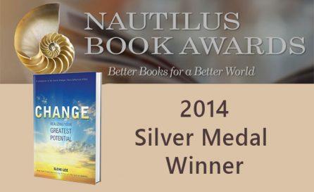 Change won Nautilus silver medal in 2014