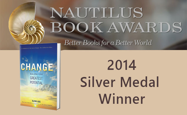Change won Nautilus silver medal in 2014
