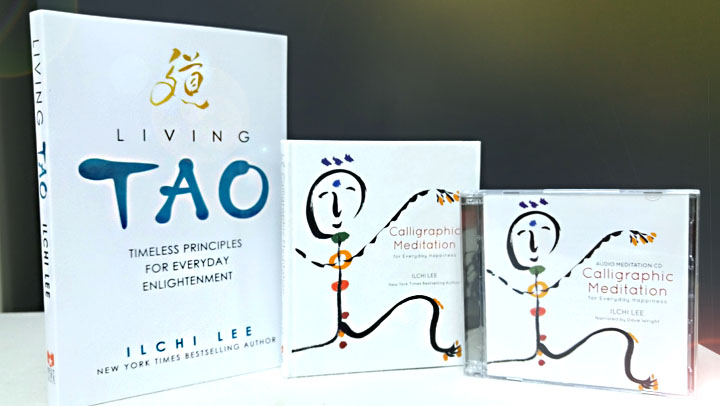 Tao books by Ilchi Lee
