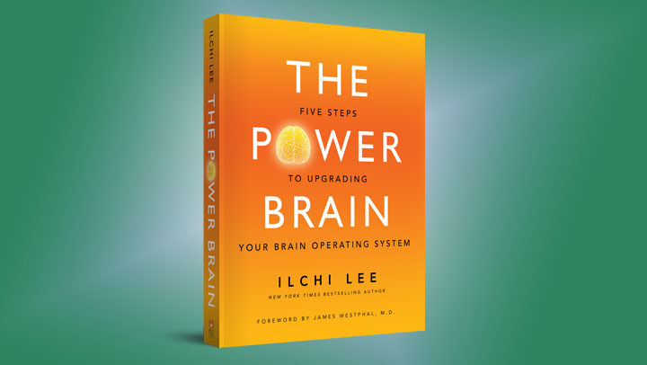 New Brain Development Book by Ilchi Lee Now Available for Pre-Order