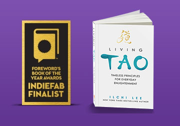Book of the year award Living Tao by Ilchi Lee