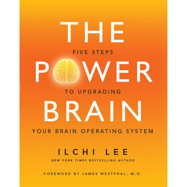 The Power Brain by Ilchi Lee
