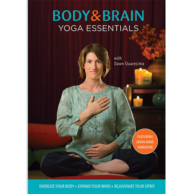 Body and brain yoga essential with Dawn Quaresima on Best Life Media