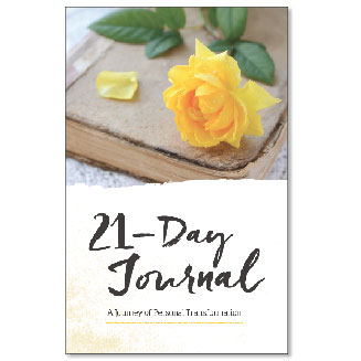 21-Day Journal: A Journey of Personal Transformation