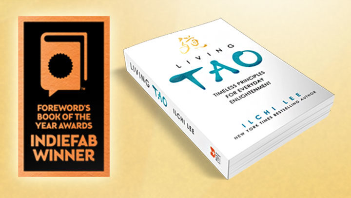Living Tao Wins Bronze at INDIEFAB Book of the Year Awards