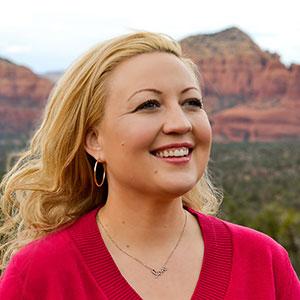 Author Rebecca Tinkle