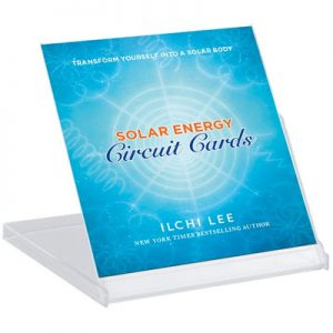 Solar Energy Circuit Cards Gift by Ilchi Lee on Best Life Media