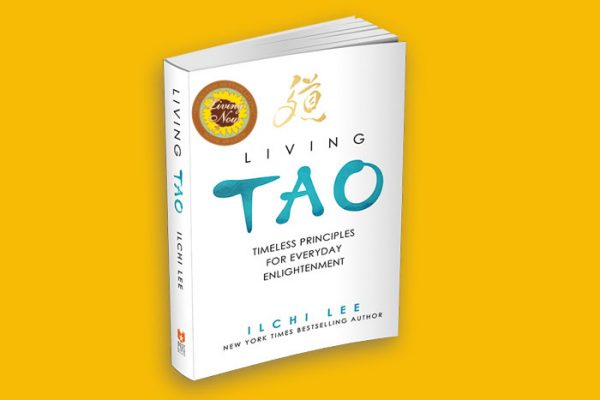 Living Tao by Ilchi Lee wins Living Now book award