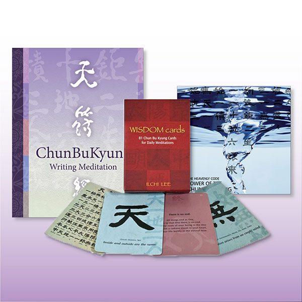 ChunBuKyung Wisdom Cards by Ilchi Lee