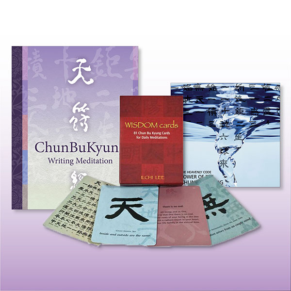 ChunBuKyung Wisdom Cards by Ilchi Lee