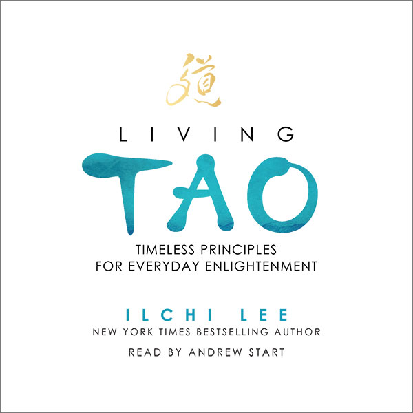 Living Tao Audiobook Cover