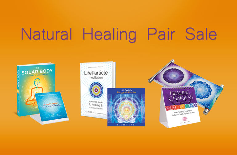 Natural healing pair sale available online at Best Life Media