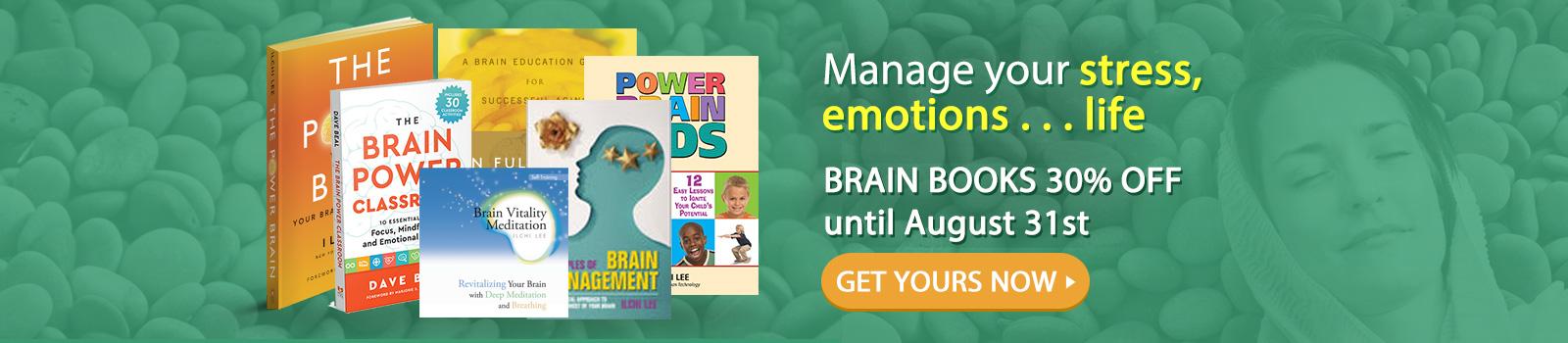 brain books sale