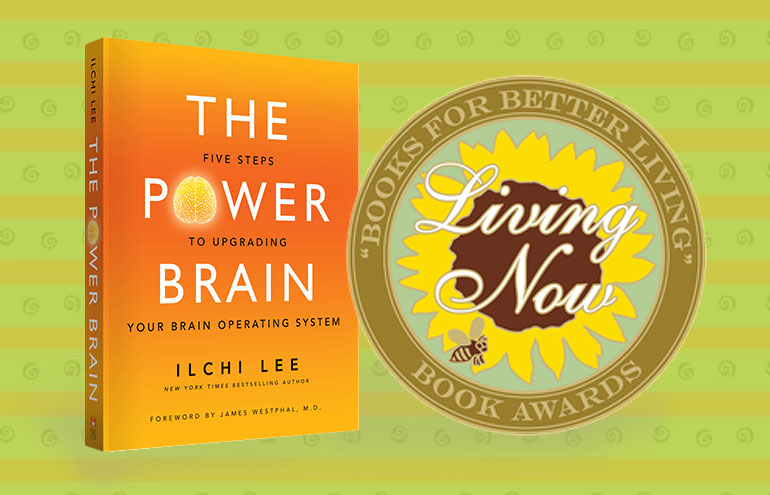 The Power Brain Wins Living Now Mind Award