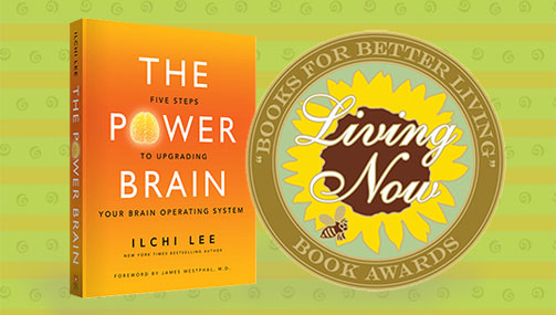 The Power Brain Wins 2017 Living Now Best in Mind Award