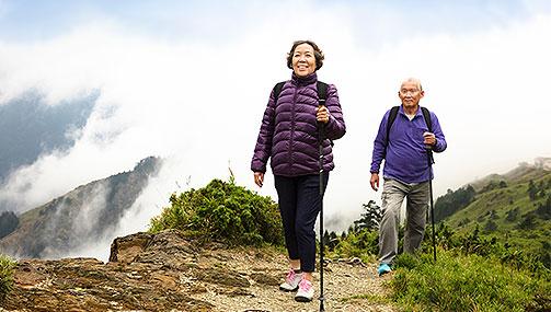Longevity Walking Improves Quality of Life As We Age