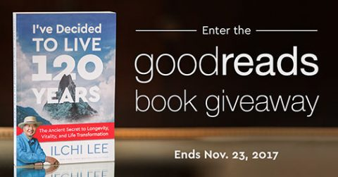 I've Decided to Live 120 Years Goodreads Giveaway