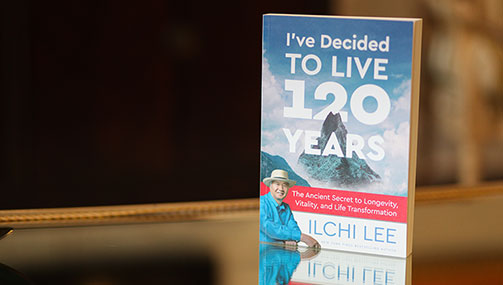 Review of I've Decided to Live 120 Years