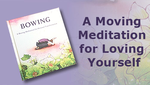 February Editors' Pick: Bowing Meditation Book