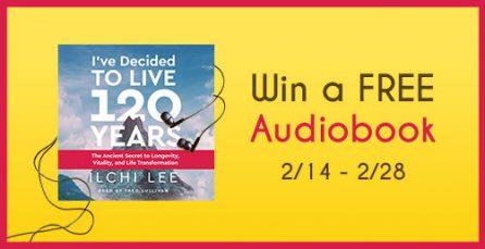 Ilchi Lee audiobook giveaway