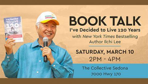 Ilchi Lee Book Talk