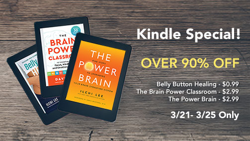 Brain Books for Kindle Discounted Now