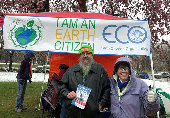 Ilchi Lee Book - Earth Citizen - I've Decided to Live 120 Years
