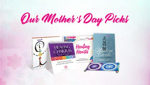Ilchi Lee books - mother's day gifts