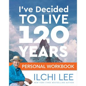 Ilchi Lee book - longevity
