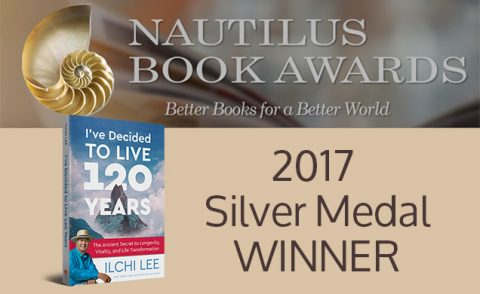 Ilchi Lee book award