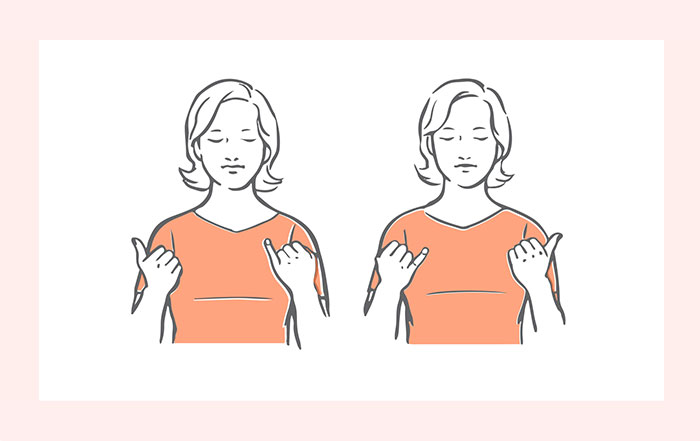 Ilchi Lee - Brain Education - pinky thumb exercise