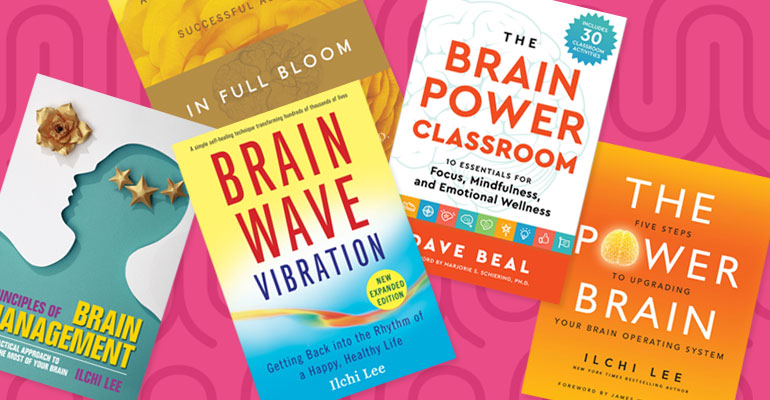 Ilchi lee brain books