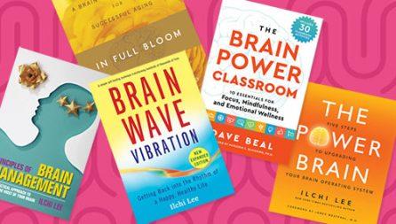 Ilchi lee brain books