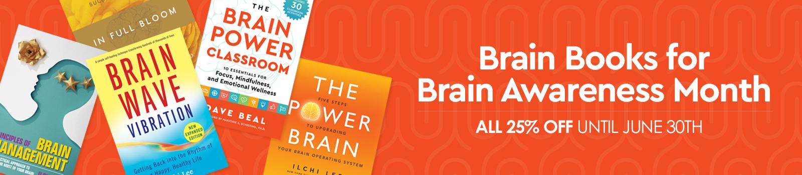 Ilchi Lee books - brain