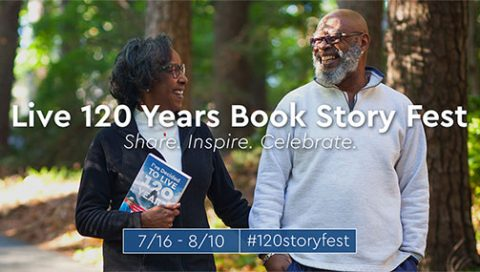 Live 120 Years Book Story Fest